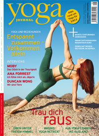 YOGA JOURNAL 05/09
