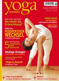 Yoga Journal November Dezember 2010