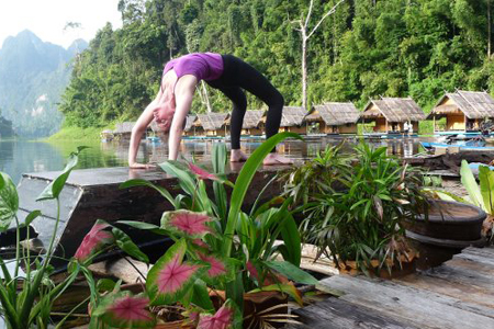 Jungle Yoga