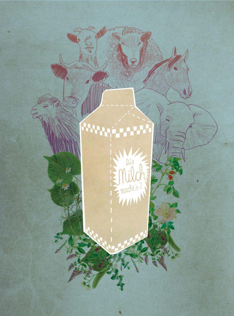 Weiße Kraftquelle – Milch aus ayurvedischer Sicht