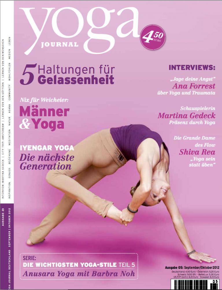 Das Magazin // September + Oktober 2012