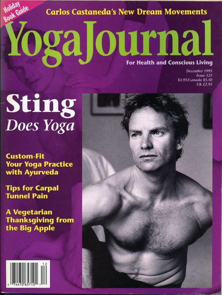Die Yoga Journal Story: Alles begann in San Francisco