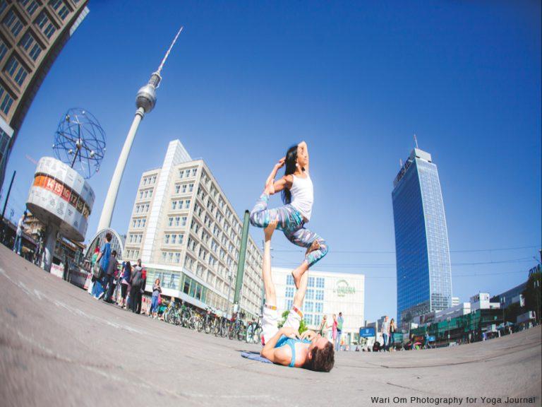 Exklusiver Video-Release: YOGA IN BERLIN – Projekt mit Wari OM