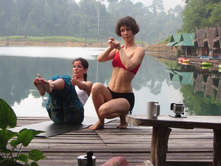 Yoga für Hörgeschädigte