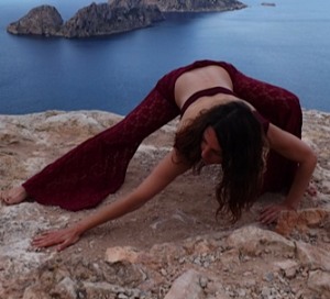 Christine May Munich Sessions Yoga