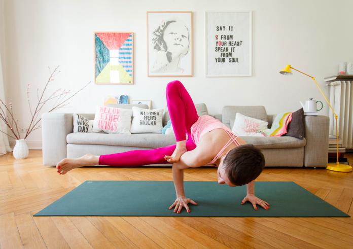 Madhavi Guemoes - Yoga ohne Schnickschnack