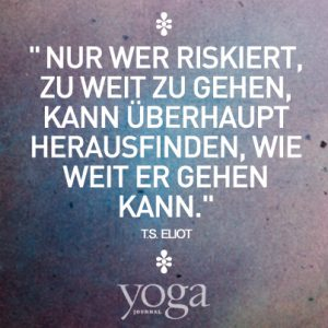 25 Zitat Yoga Journal