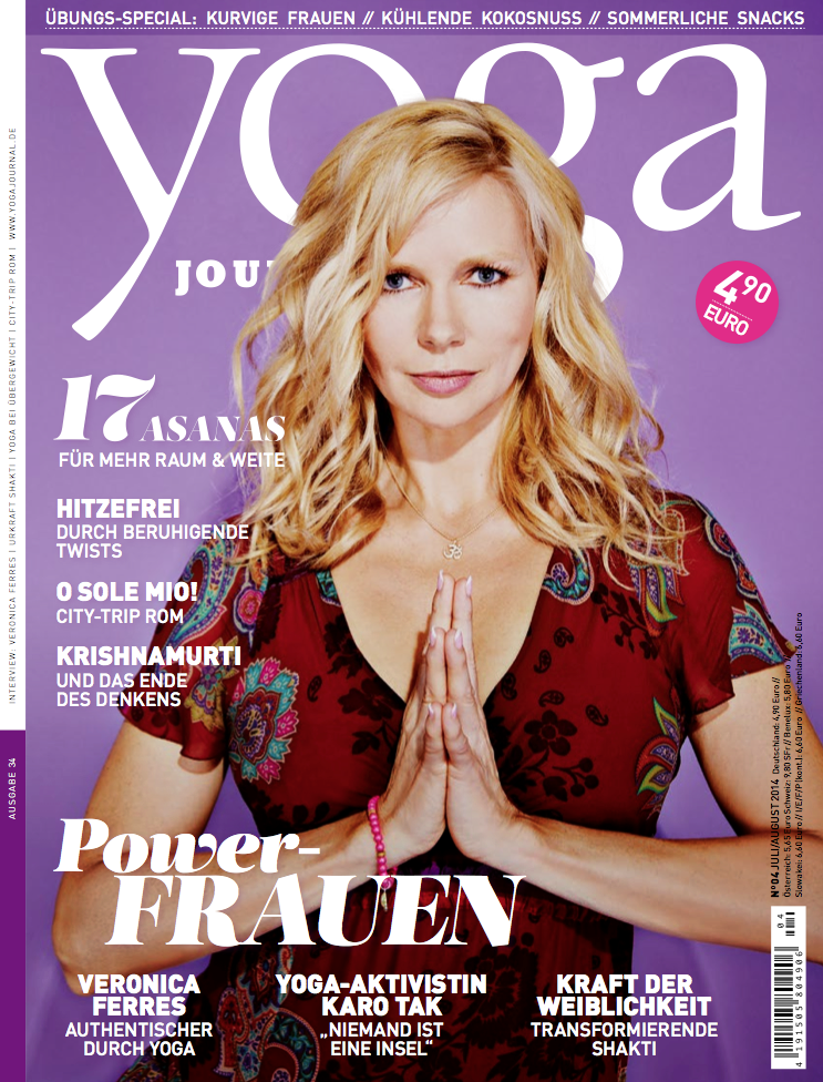 DAS MAGAZIN // JULI – AUGUST 2014