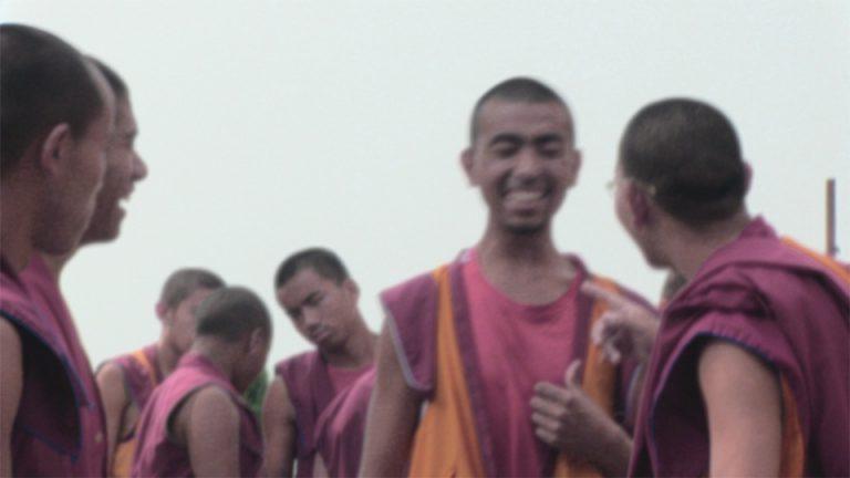 Die Mönche Tibets