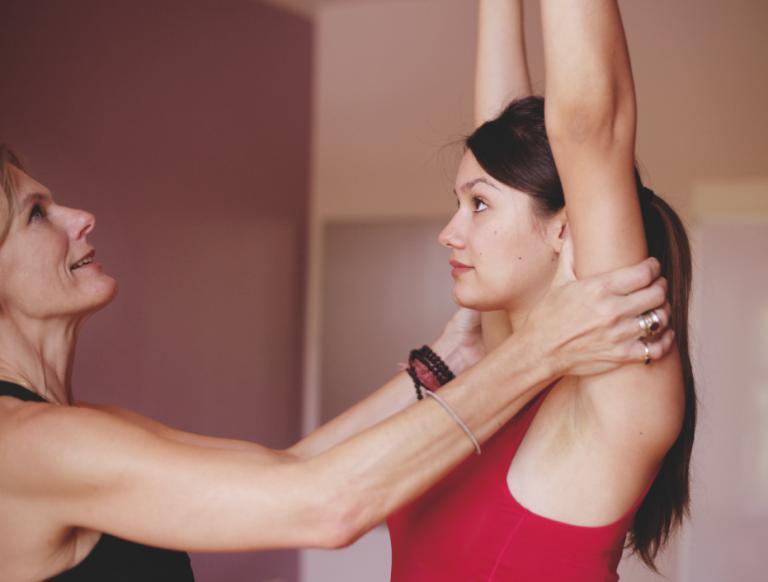 Yoga-Therapie: West-Östliche Heilung