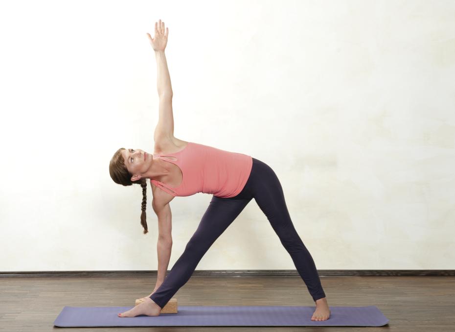 Anatomie: Dreiecksbeziehungen - Yoga World - Home of Yoga Journal