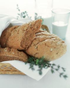 Wilder-Thymian-Pfeffer-Brot