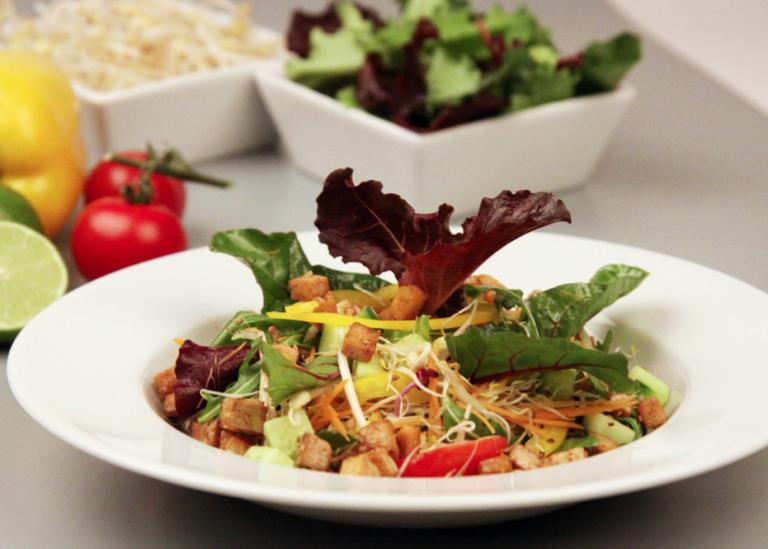 Rezept-Tipp: Fitness-Sprossen-Salat [vegan]