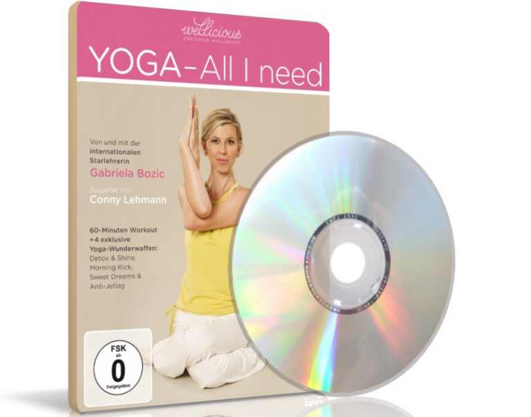"Fliessendes Vinyasa: ""Yoga – All I need"""