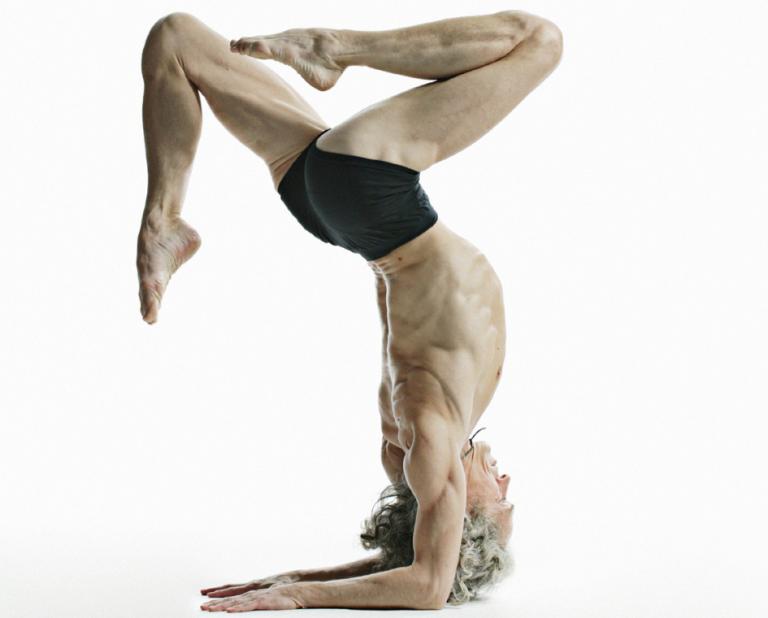 Yoga als Performance (?)