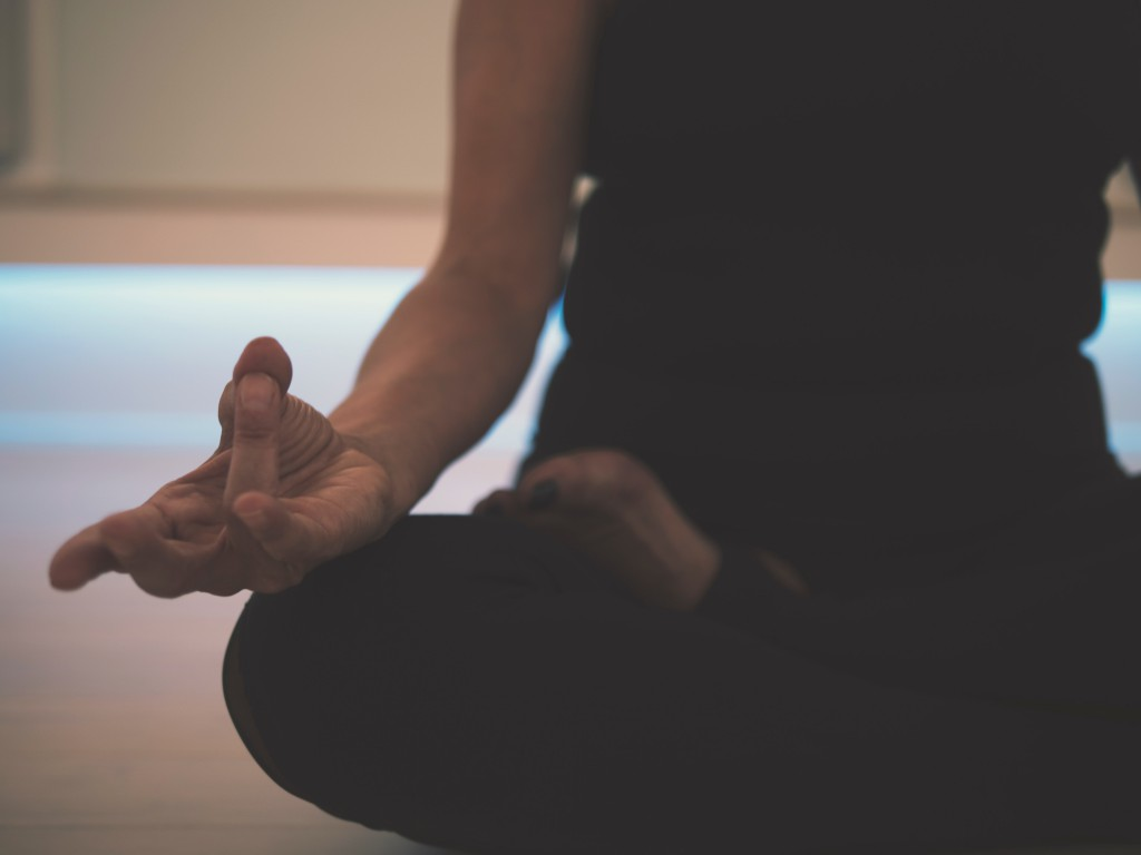 Yoga-Unterricht Asana