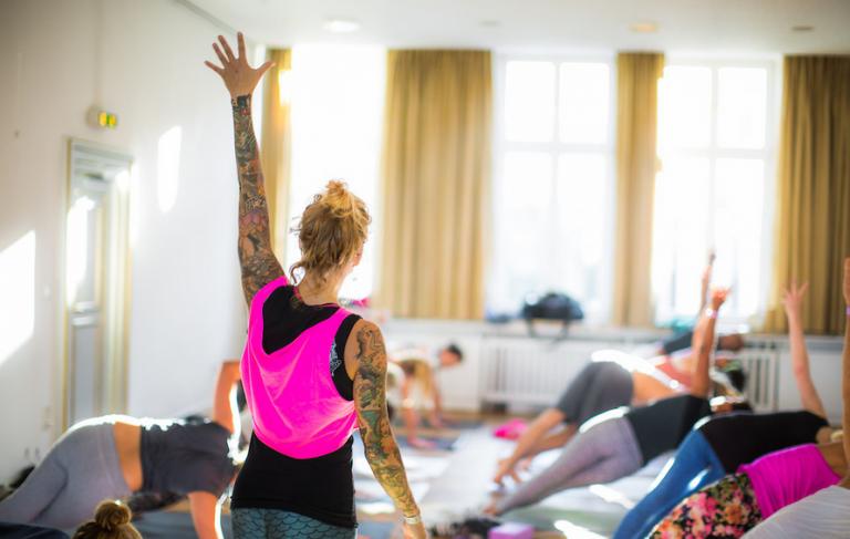 7 Dinge, die Du als Yogalehrer wissen musst – und nicht in der Ausbildung lernst