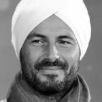André_Sat_Ravi_Sinah_Kundalini_Turban