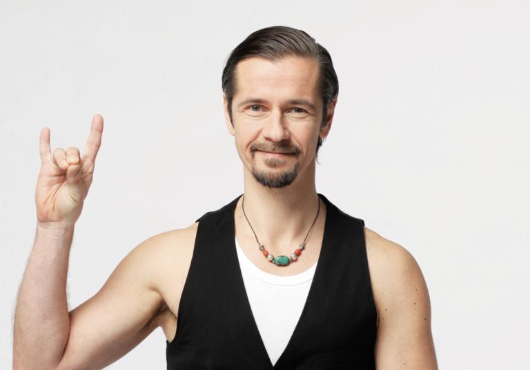 Klangkünstler AndreasRuhula: Yoga und Musik