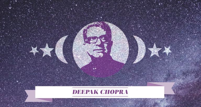 Wie gut kennen Sie eigentlich Deepak Chopra?