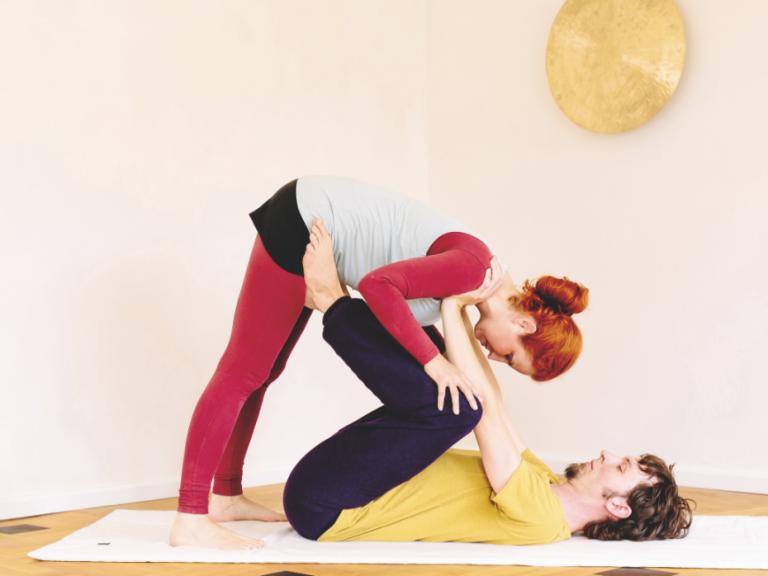 Yoga der Hingabe: Flying Bodywork