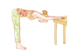 Ardha_Adho_Mukha_Svanasana_Yoga