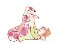 Happy_Baby_Haltung_Yoga