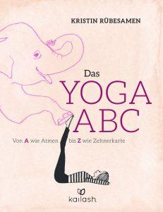 Das Yoga-ABC von Kristin Ruebesamen