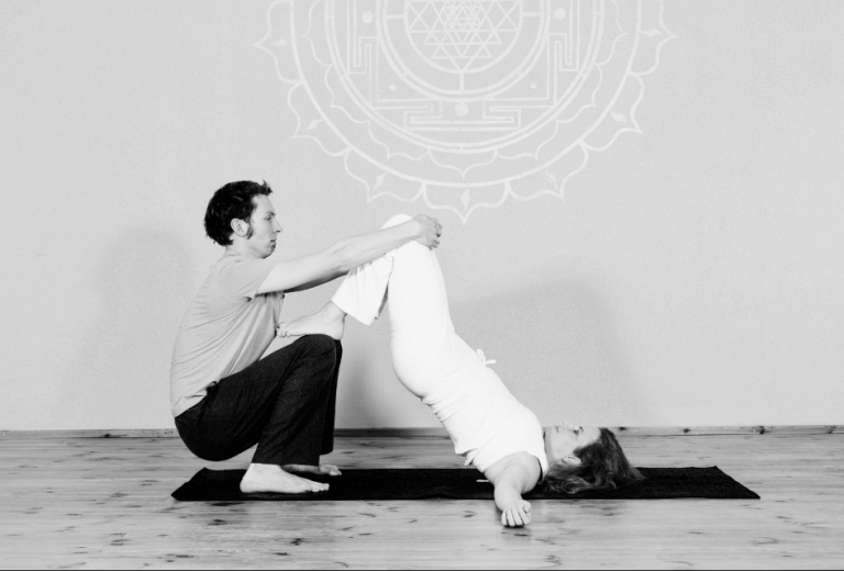 8 Himmlische Hüftöffner im Thai Yoga