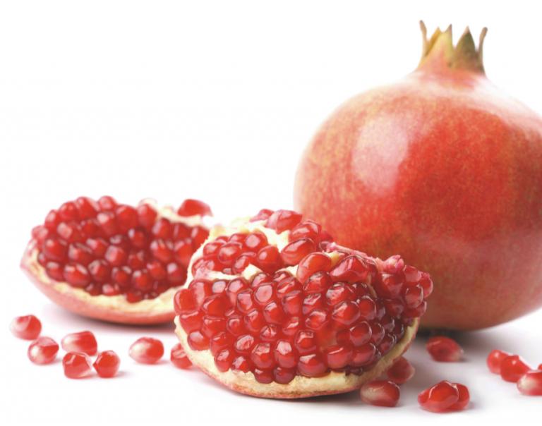 Schönheits-Tipp: Granatapfel