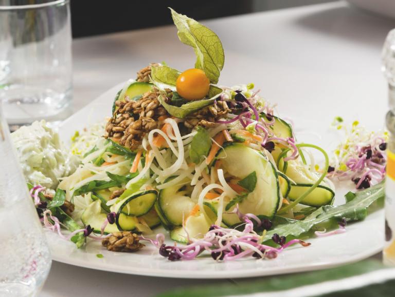 Rezept-Tipp: Vital Salat