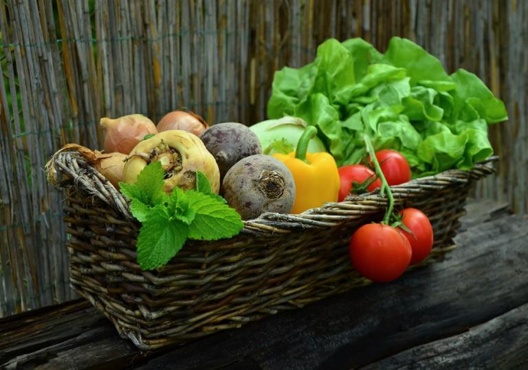 Alles verwerten: Kochen mit dem ganzen Gemüse