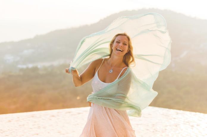 Natürlich und nahbar: So begeistert Rachel Brathen ihre Internet-Fangemeinde. Das ist ihre aktuelle Yoga Girl Playlist. Foto: Ben Kane Photography