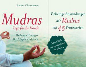 Mudras - Yoga fuer die Haende von Andrea Christiansen