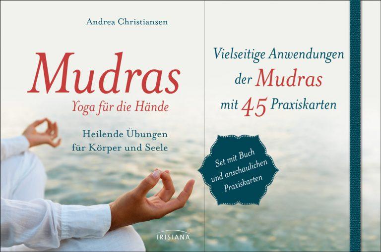Karten-Set: Mudras – Yoga für die Hände