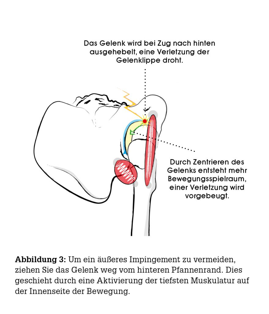 Yoga Anatomie: Hüftgelenk - Yoga World - Home of Yoga Journal