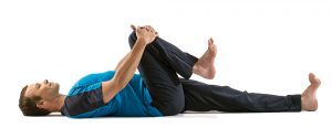 Starker Rücken Yoga