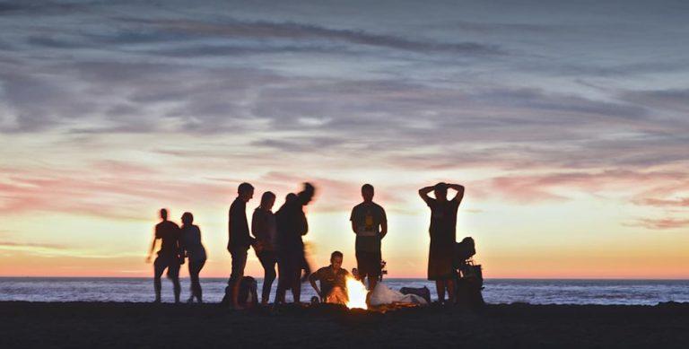 Montags-Mantra: Selbstverwirklichung mit Freunden