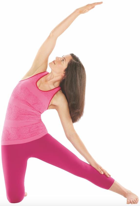 Weltyogatag Yoga Praxis Parighasana