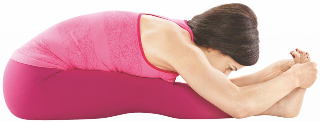 Weltyogatag Yoga Praxis Pashchimottanasana