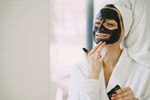 Olivenöl Maske