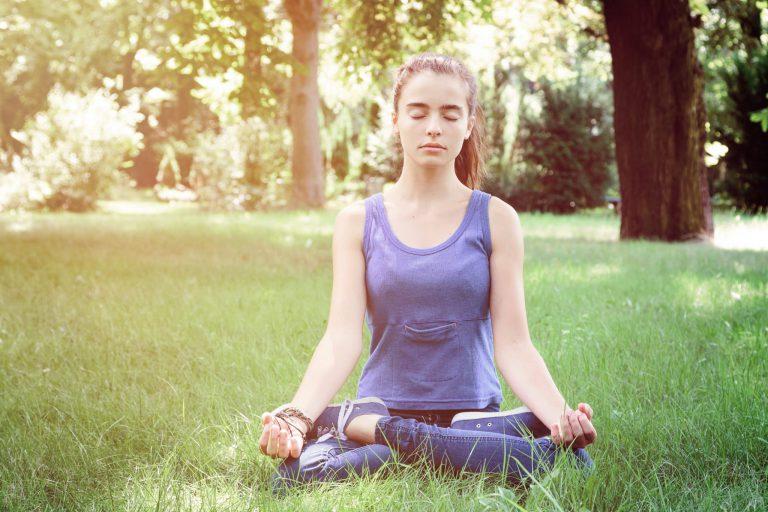 Meditation in 15 Minuten: Frei in der Natur