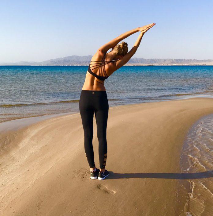 Neustart mit Yoga_Instagramchallenge_@annayogaerfurt