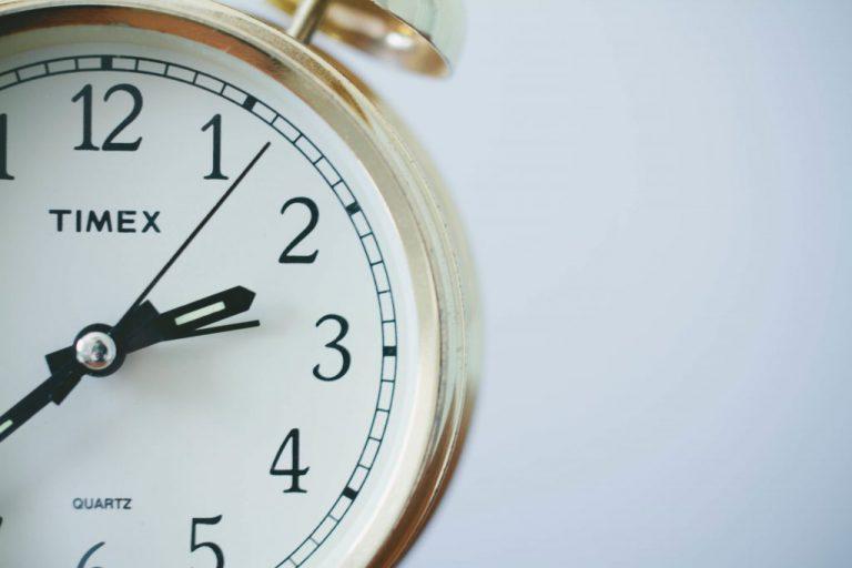 Montags-Mantra: Die Zeit bewusst einteilen
