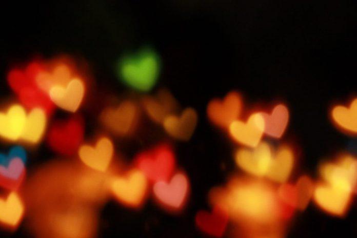 Montags-Mantra-Liebe ist schoen