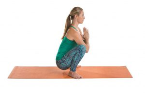 Yoga Girlande