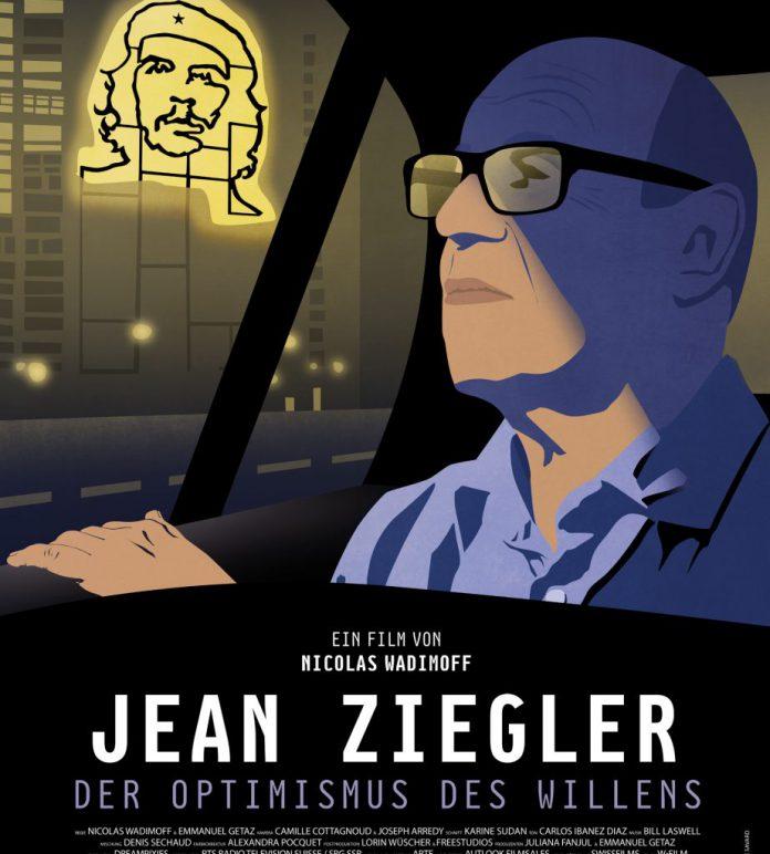 Filmplakat Jean Ziegler Optimismus des Willens
