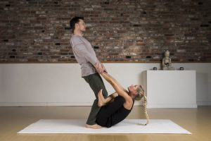 Thai Massage mit Marcell Laudahn