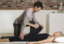 Thai-Massage mit Marcell Laudahn