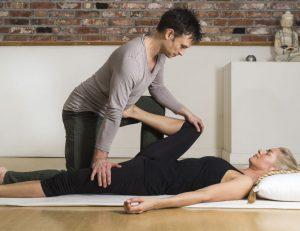 Thai-Massage mit Marcell Laudahn